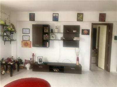 Apartament modern cu doua camere de inchiriat, zona metrou Straulesti