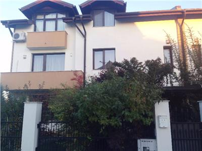 For rent, 4 bedroom + 2 living room villa, Pipera - Voluntari