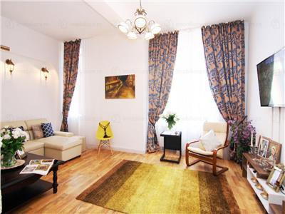 2 bedrooms apartment in centre of Bucharest