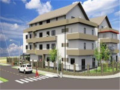 Vanzare apartament 3 camere, Vila Hamburg, zona Coresi