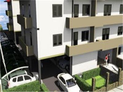 Vanzare penthouse 2 camere, Vila Hamburg, zona Coresi