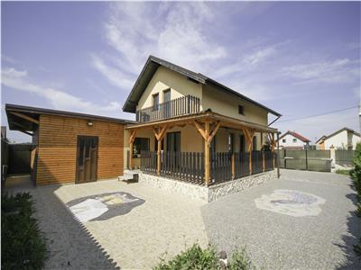 Casa DE VANZARE, 4 camere, singura in curte, Harman