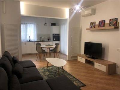 Two bedrooms apartment in 4City