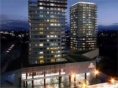 One bedroom apartment Monaco Towers