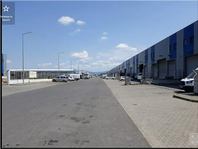 For rent, industrial hall, Prejmer