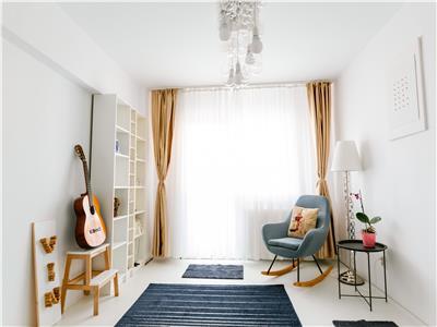 Apartament 2 camere, clasa LUX, complet mobilat si utilat, Brasov- Central