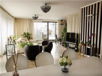 Inchiriere penthouse superb, 3 camere, str Aurel Vlaicu - zona Eminescu