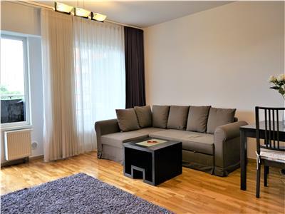 Apartament cu 2 camere NEW TOWN Dristor de inchiriat cu terasa si Parcare