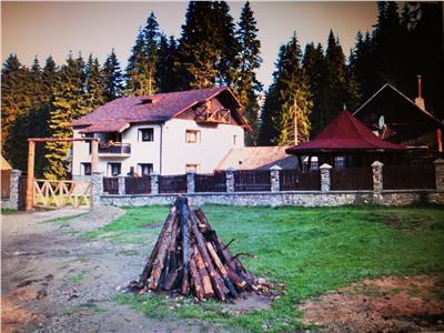 Chalet for sale, Padina Pestera resort of national interest, Bucegi mountains, Moroieni, Dambovita