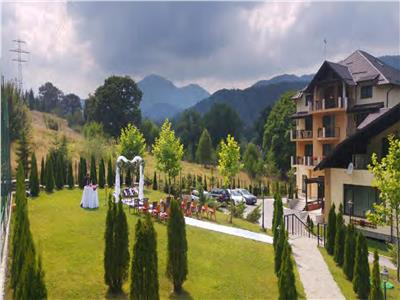 9% ROI, 25 room 4* hotel complex, Dambu Morii, Brasov