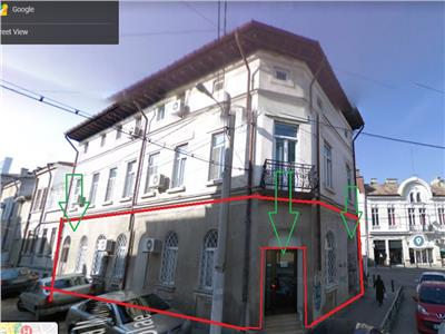 Commercial space for rent in Universitate area - Center