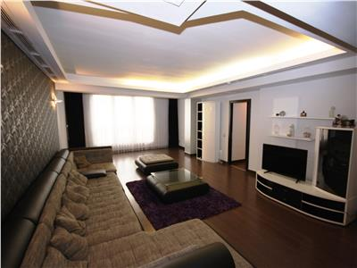 2 bedroom lux apartment, long term rental, Persepolis - Herastrau complex (VIDEO), Bucharest