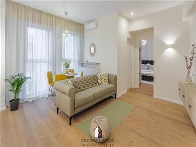 Two Bedroom apartment in a New building in Unirii Bulevard, Bucharest