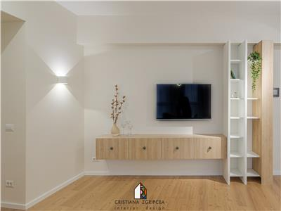 Luxury 1 bedroom apartment, long term rental, Unirii Blvd- one of the best area in Bucharest - very Central located