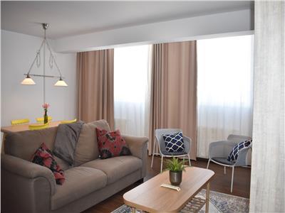 Luxorious apartment in Clucerului area -Aviatiei - 3 rooms - 2 bedrooms - 2 bathrooms