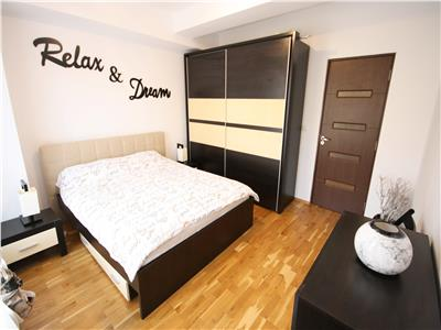 Modern and cosy one bedroom for rent in a peaceful area in the centre of Brasov