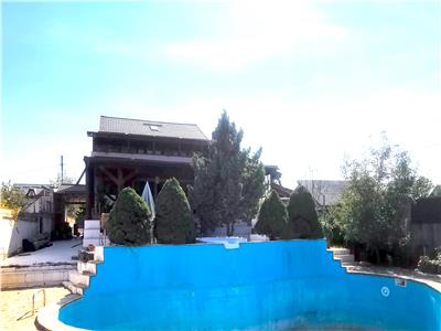 Villa with pool in Snagov