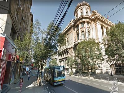 Spatiu comercial de inchiriat cu intrare stradala in centrul Bucurestiului