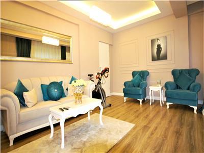 Apartament cu 3 camere superb mobilat in zona Rahova, Bloc Nou