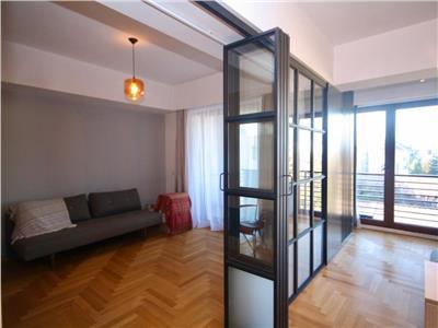 2 bedroom apartment (convertible into 3), long term rental, Floreasca