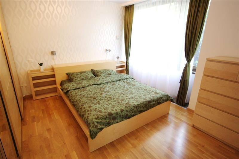 Premium one bedroom apartment for rent in Bellevue Residence - suitable for home office