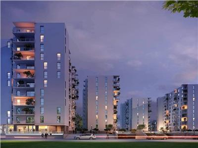 Apartament 2 camere, nou, inchiriere lunga durata, Citta Residential Park