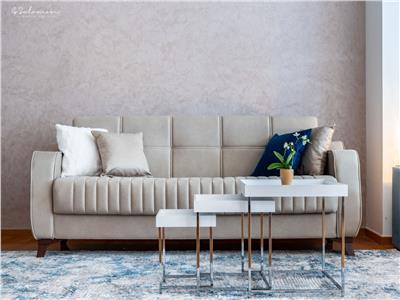 Studio premium de inchiriat in Bellevue Residence - prima inchiriere