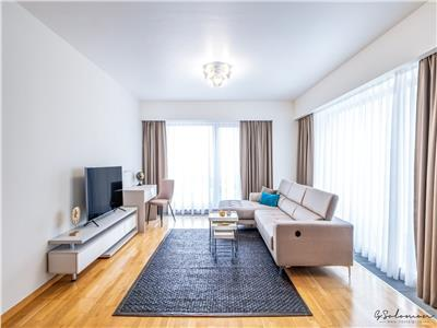 Apartament superb in Bellevue Residence