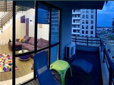 Penthouse 3 camere, vanzare, Scandinavia Residence, Bragadiru