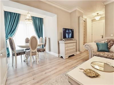 2 bedroom apartment, at first rental, long term rental, Floreasca Residence