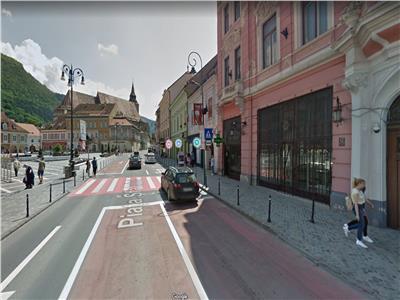 Commercial shop, 50sqm, Muresenilor Street, Piata Sfatului, Brasov