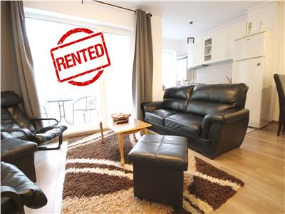 One bedroom apartment in Top City Tractorul - first time rental