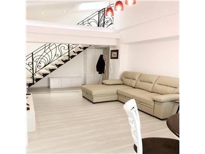 Apartament 3 camere, inchiriere lunga durata, Baneasa, negociabil