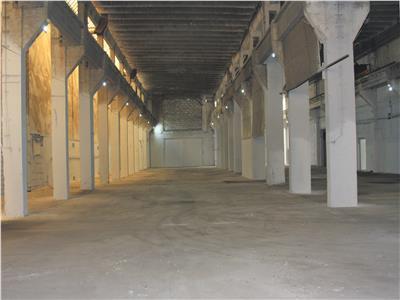 500 to 5000 sqm, industrial space/ warehouse for long term rental, Giurgiului/ Progresul
