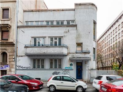 15 room Art Nouveau Villa for Sale, ASE - Piata Romana - Dorobanti