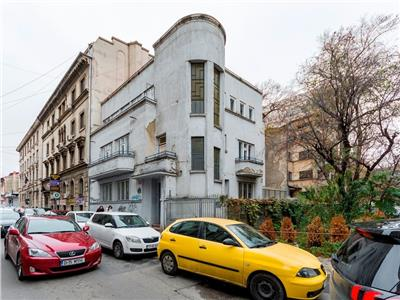 Vanzare vila Art Nouveau, 15 camere, ASE - Piata Romana - Dorobanti