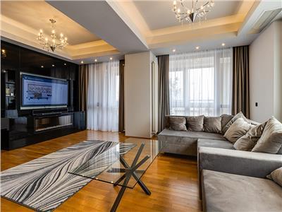 Apartament de lux, 4 camere, inchiriere lunga durata, Arcul de Triumf