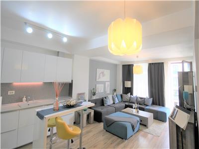 Apartament 2 camere superb Aviatiei mobilat lux