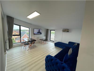 3 room living space in attics, for sale, Damaroaia