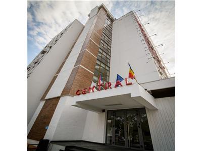 Cladire birouri, 9 etaje, ocupata 100%, 8% ROI, central, zona 0, Pitesti