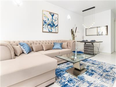 Apartament splendid 2 camere, inchiriere lunga durata, Floreasca Residence