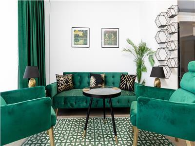 Luxury 1 bedroom apartment, long term rental, Cortina Academy, Academia Militara