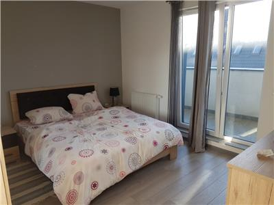 Modern one bedroom apartment for rent - Tractorul Coresi area